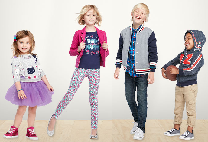 Get 40% off site-wide at Gymboree, plus free shipping on all orders!