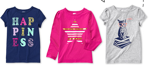 Shop the Crazy 8 Back to School Sale to get $5 tees & shorts, $9.99 jeans, $15 dresses, plus more!