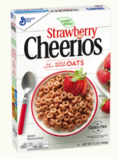 Get Strawberry Cheerios for just $0.64 at Target right now!