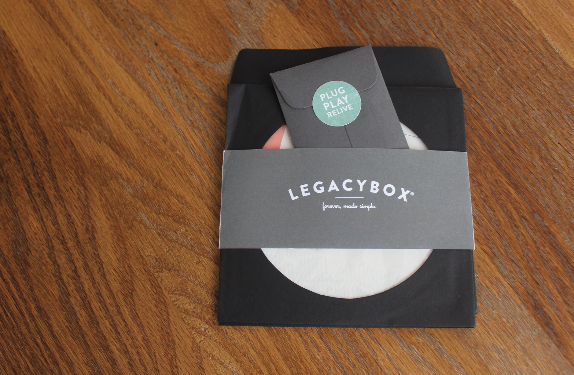 Legacybox products