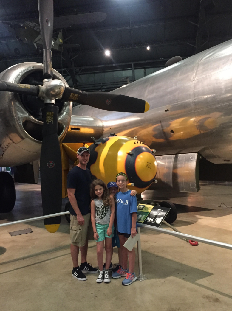 Frugal Family Fun: National Museum of United States Air Force