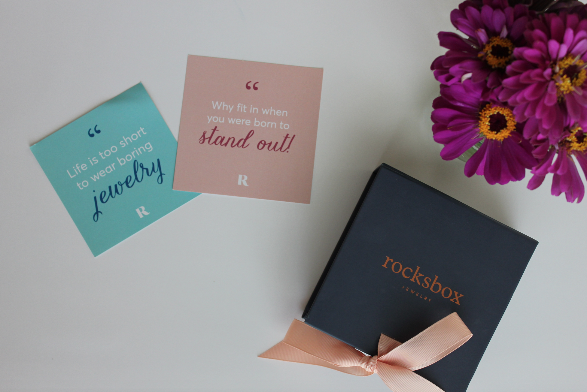 My Completely Honest Review of Rocksbox