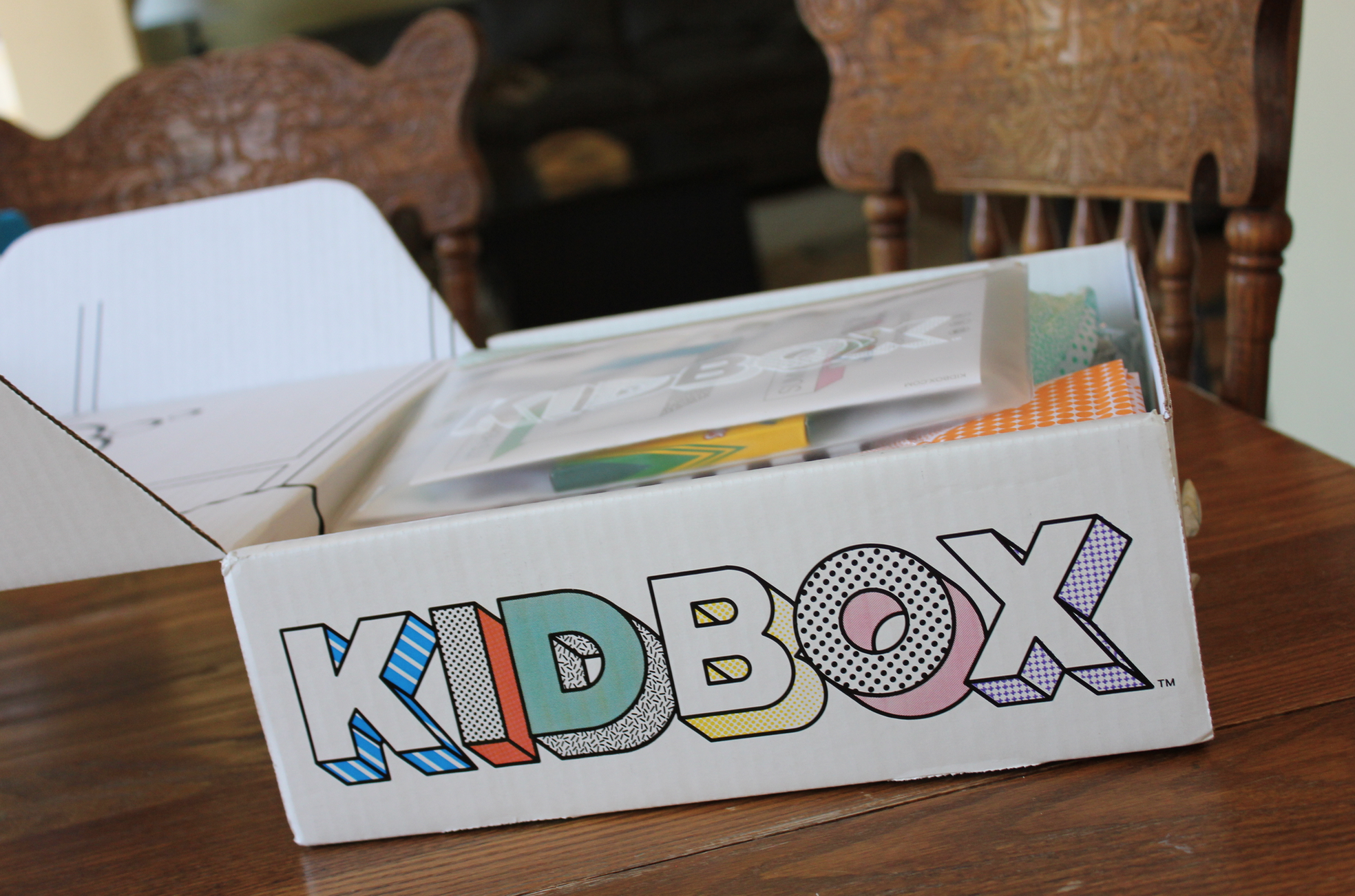 Kidbox Review & Giveaway