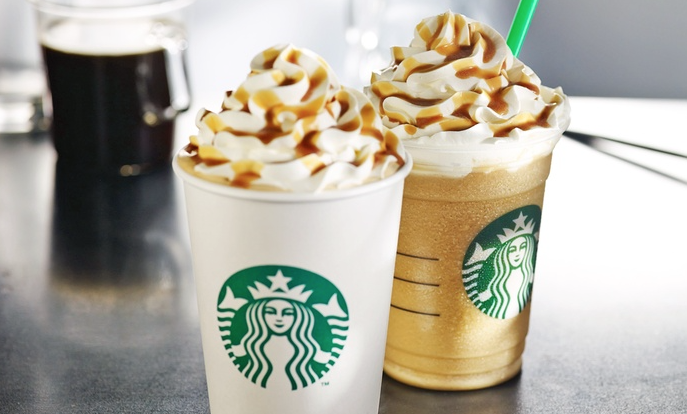 Starbucks Rewards Members can get a possible 50% discount on handcrafted beverages right now!