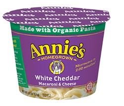 Get Annie's White Cheddar Shells & Cheese for just $0.81 at Walmart!