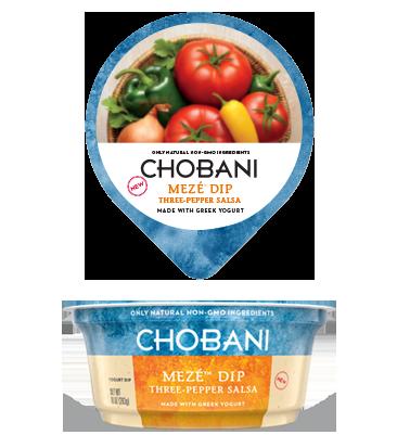 Get FREE Chobani Meze Dip at Target right now!