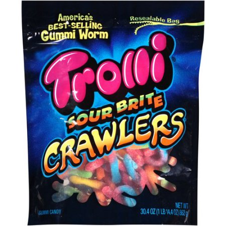 Get a FREE bag of Trolli Candy at Kroger with this new coupon available today!