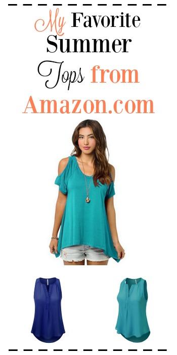 My 3 Favorite Summer Shirts From Amazon Money Saving Mom Money