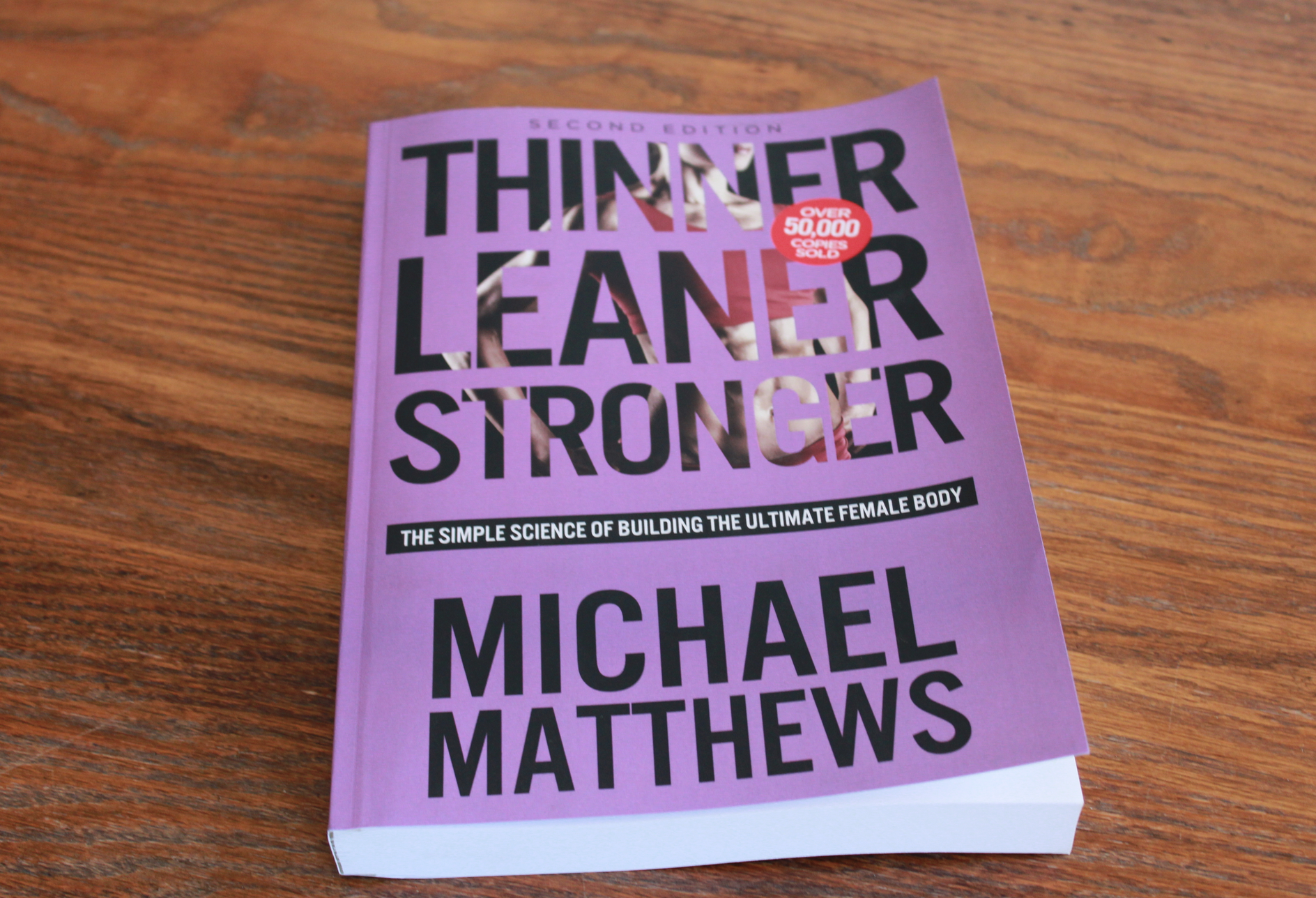 thinner leaner stronger book