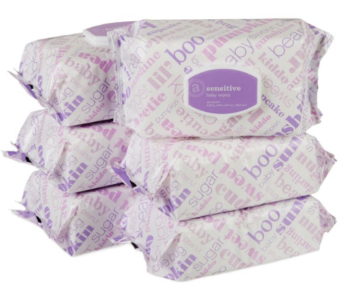 Get Amazon Elements Baby Wipes for just $0.01 per wipe, shipped!