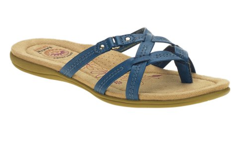 Get Women's Earth Spirit or Dr. Scholl's Sandals on clearance for as low as $8 right now at Walmart!