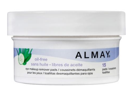 Get FREE Almay Makeup Remover Pads at Walmart right now!