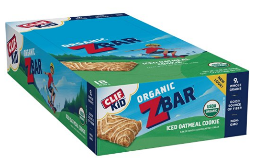 Get the CLIF Kid ZBAR Energy Bars, 6-count for just $8.74 shipped!