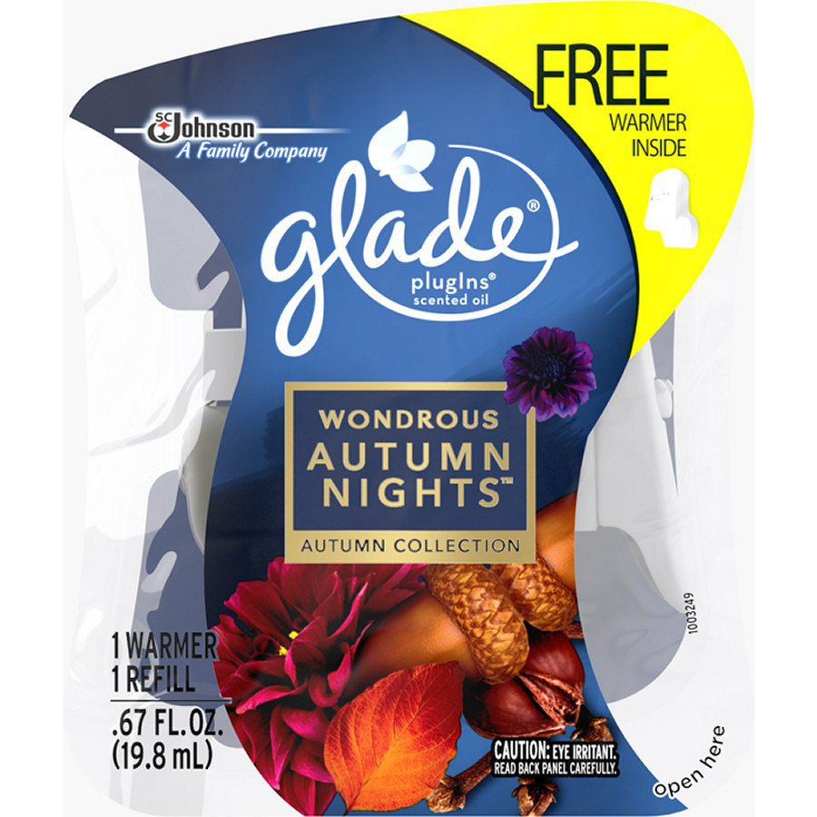 Print some new Glade printable coupons -- just in time to save on the new fall scents!