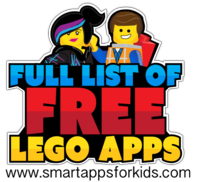 FREE LEGO Apps!