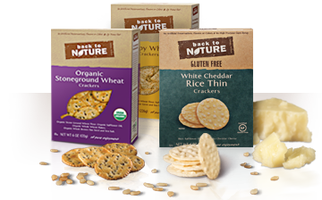 Get Back to Nature Crackers for just $0.50 at Target right now!