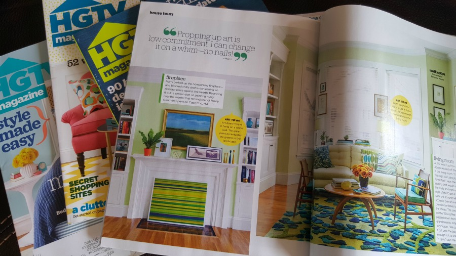 Why I LOVE HGTV Magazine Get A Subscription For Just 10 Year