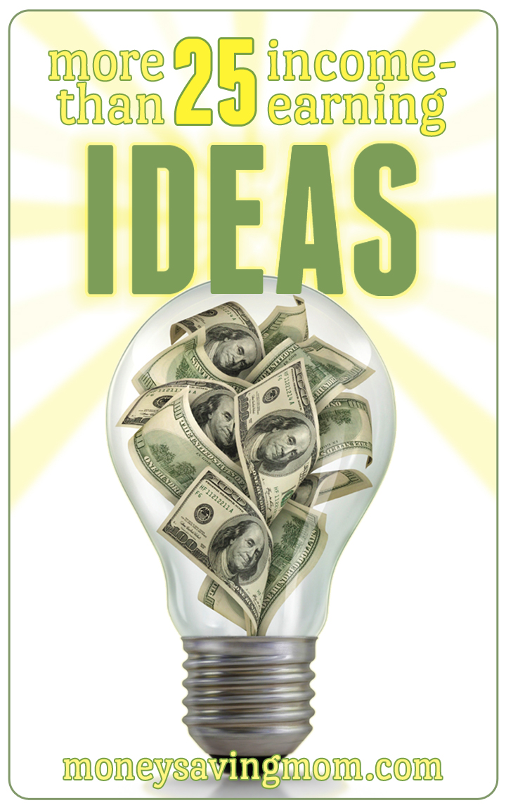 more-than-25-income-earning-ideas
