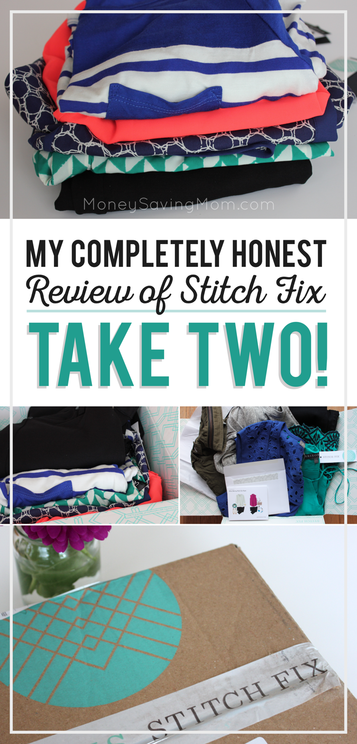 My Completely Honest Review of Stitch Fix (Part Two)   I've gotten many, many questions about Stitch Fix over the past year and was hesitant to post about it again because it has been somewhat hit or miss for me. However, because of all the questions I've gotten, I decided it might be helpful for me to write another update with more information and share some additional tips that I've learned that might be helpful to some of you...