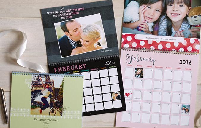 shutterfly free custom photo wall calendar just pay shipping