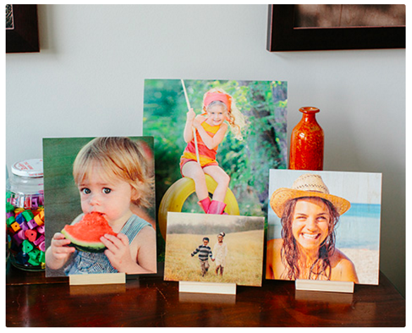 PhotoBarn: Get a free 8x10 photo wood print (just pay shipping!) Great gift idea!!