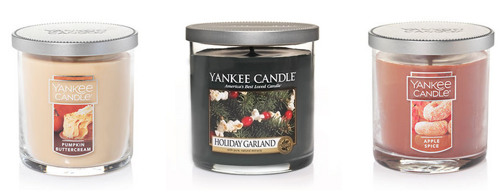 Yankee Candle Coupon: Buy One, Get Two Free Small Tumbler Candles!
