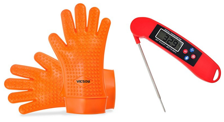 Get some great deals on grilling accessories right now -- with prices starting as low as $7.99! Great gift ideas!