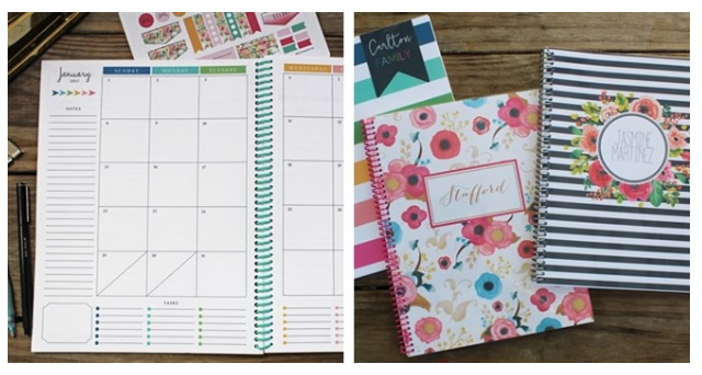 Jane.com has this 2016-2017 Personalized Organizer for just $14.99 + shipping right now! There are 12 different trendy designs to choose from.
