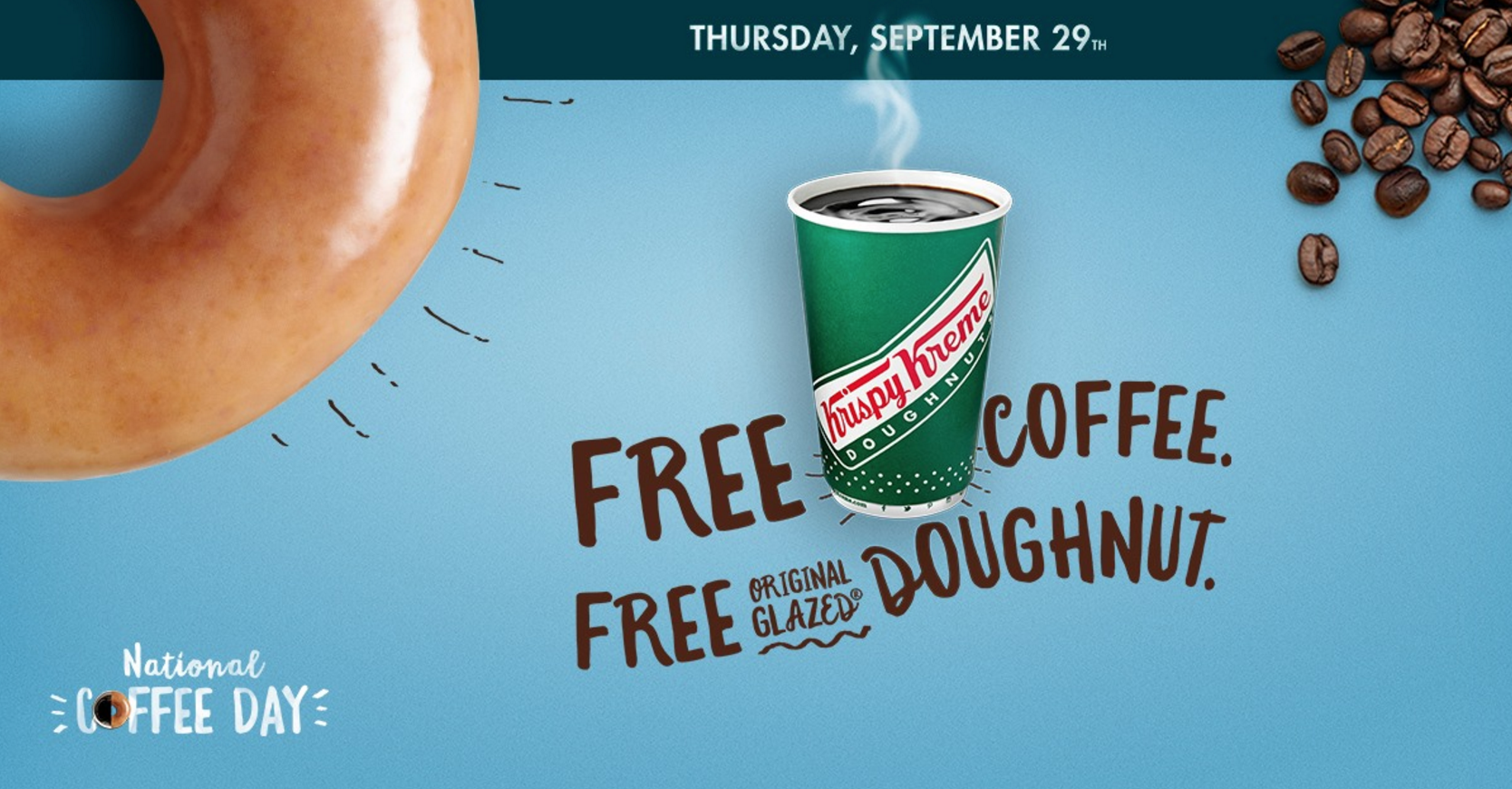 National Coffee Day Freebies