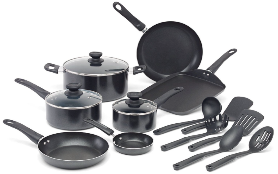 wearever-complete-nonstick-16-piece-cookware-set