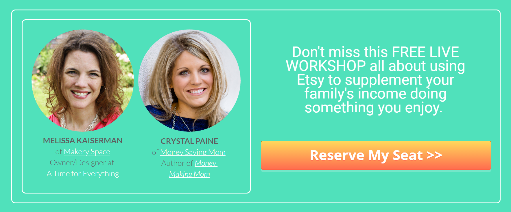 Want to learn how to make money on Etsy?