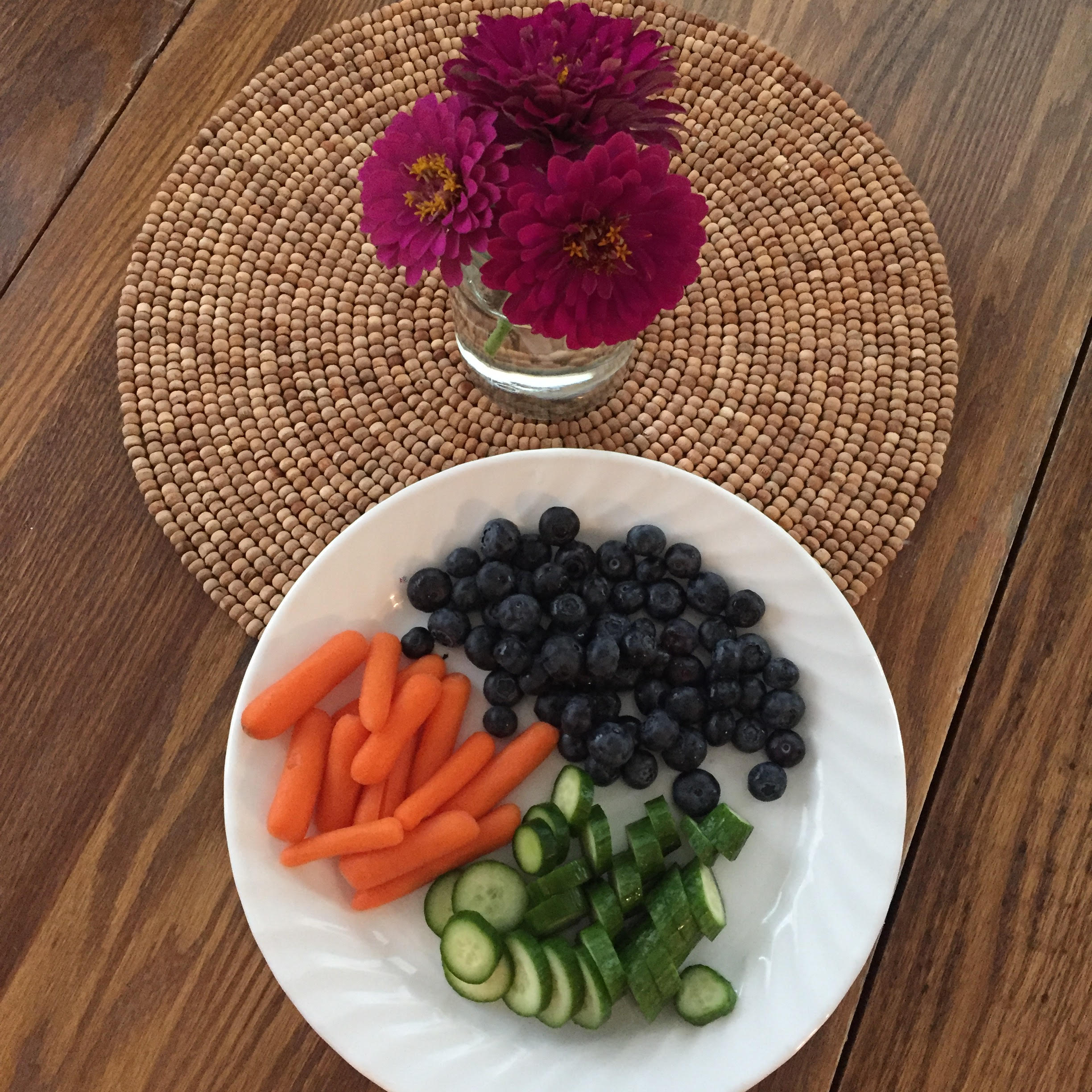 Making Healthy Eating a Priority