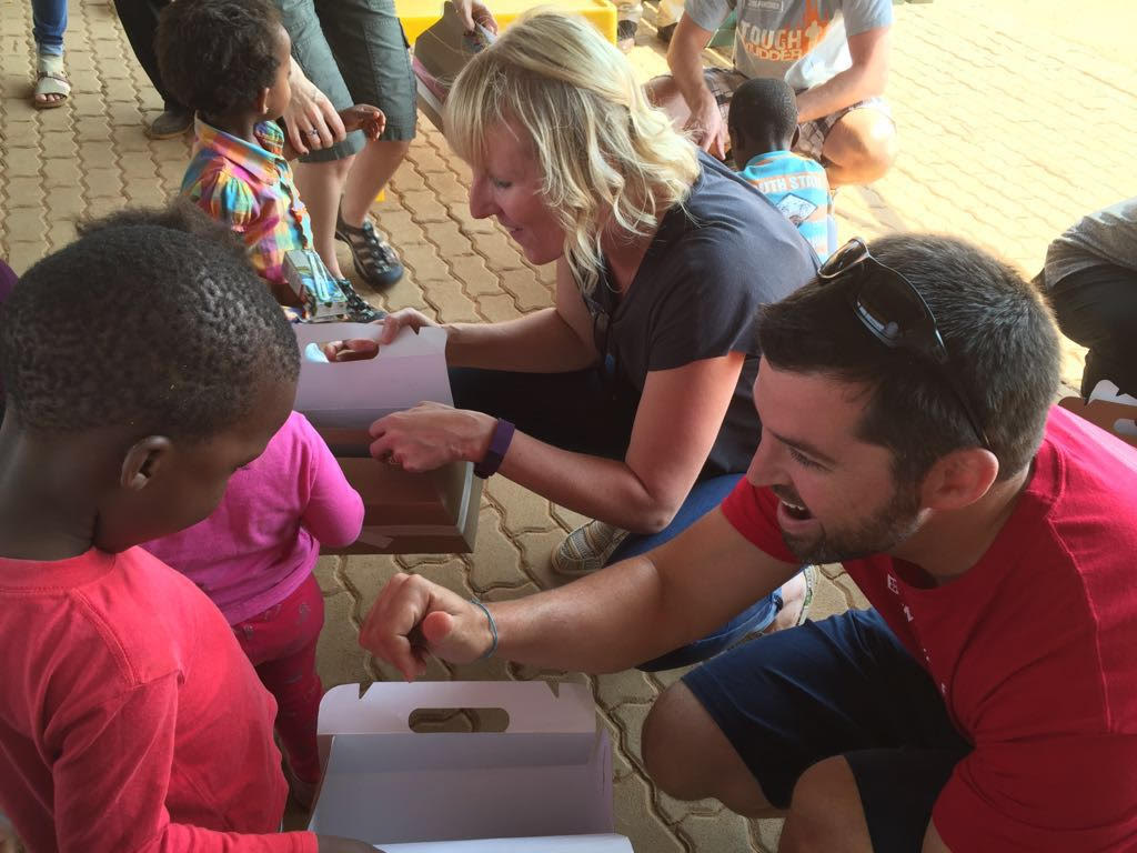 Why We Went to South Africa