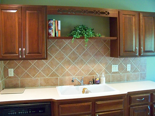Our Kitchen Countertops