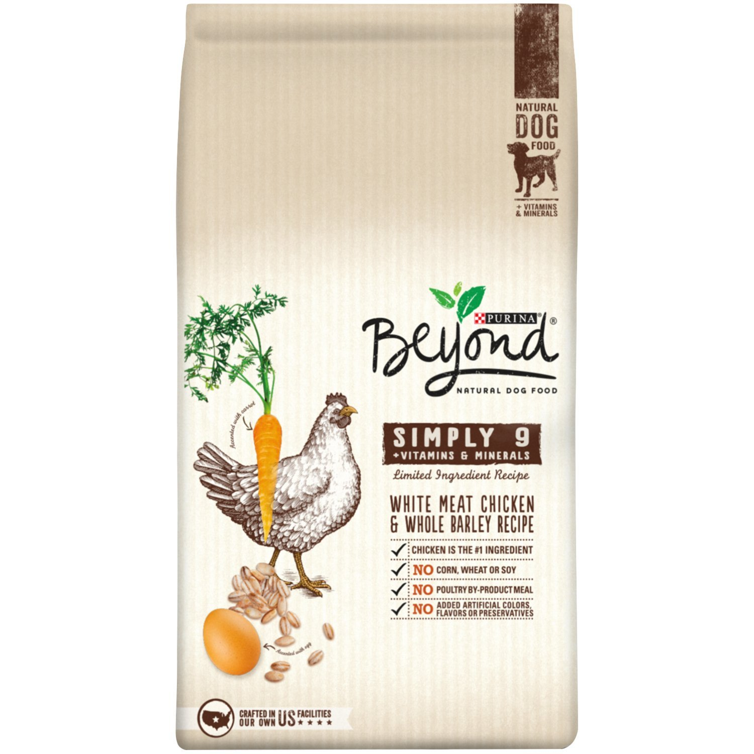 Get Purina Beyond Dry Dog Food for FREE + $3.56 profit!