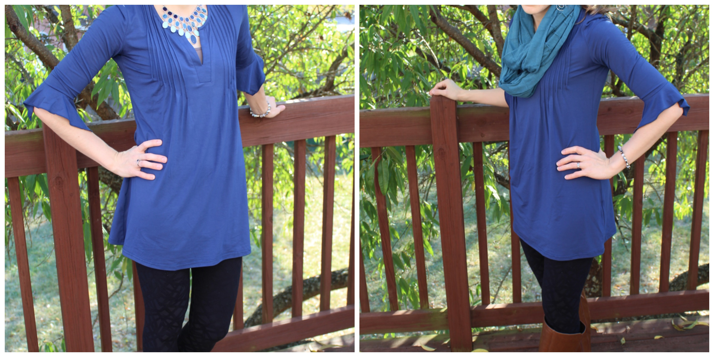 My Favorite Fall Tunic