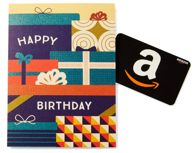 For a limited time, Amazon is offering a free $2 Amazon credit when you buy a $10 Amazon Anytime Gift Card.