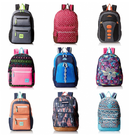 Amazon has Trailmaker Backpacks as low as $3.54 right now!