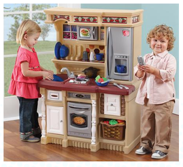 Get the Step2 LifeStyle Custom Play Kitchen for just $79 shipped at Walmart!