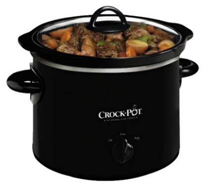 Get this Crock-Pot 2-Quart Manual Slow Cooker for just $8.99 on Amazon right now!