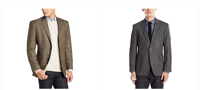 Amazon is offering up to 70% off men's suits, suit separates, blazers, and sport coats!