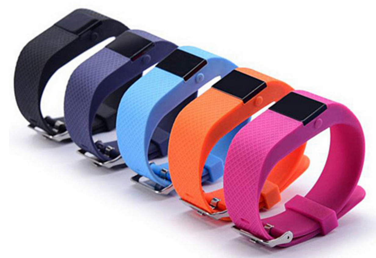 Get a SMART FIT Mini Fitness and Health Monitor Watch for just
