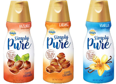 Get International Delight Simply Pure Creamer for just $0.88 at Target!
