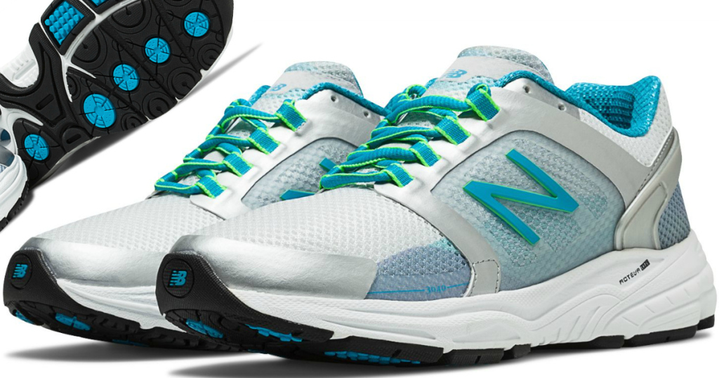 Get Women's New Balance Running Shoes for just $37.99 shipped!