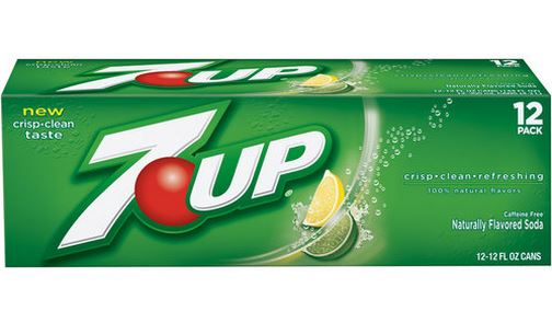 Rare $1 off 7UP coupon = Black Friday store deals!