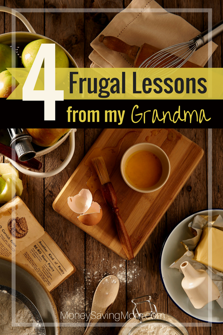 Multi-generational frugality tips! These are SO great!!