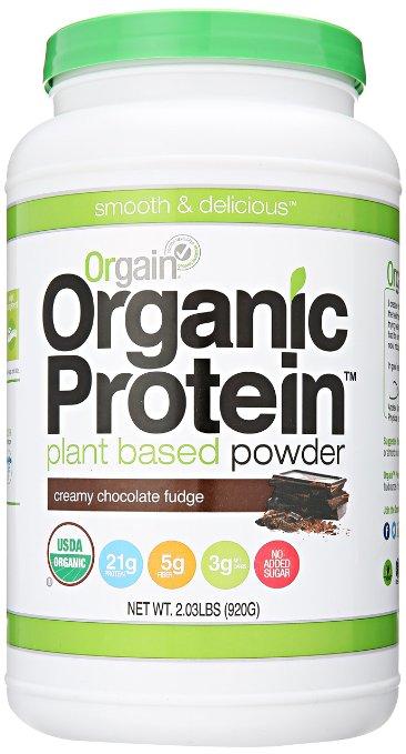 orgain-organic-plant-based-protein-powder-creamy-chocolate-fudge-2-03-pound-1-count-deal
