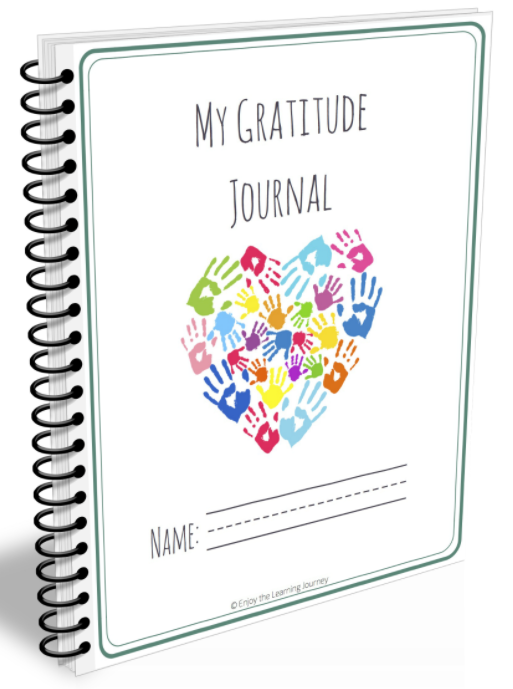 My Adventure Book Printable Cover : Free printable day gratitude journal for kids money