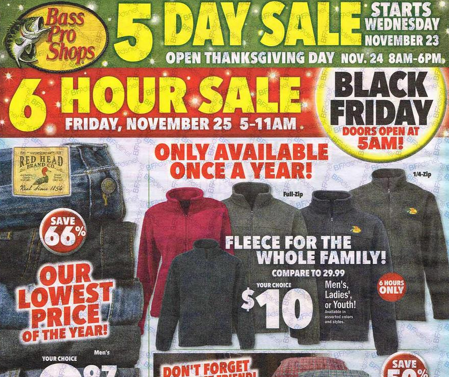 bass pro shops black friday ad 2016 - Bass Pro After Christmas Sale
