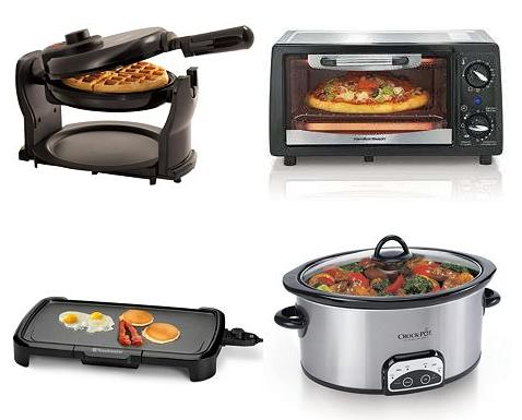Kohls.com: Get three free kitchen appliances after rebates!